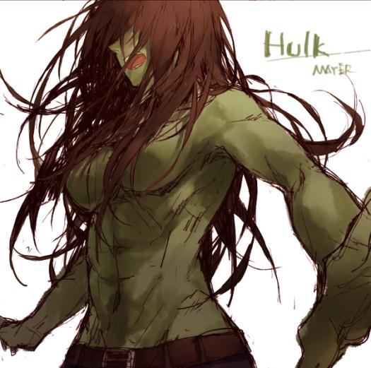 SheHulk