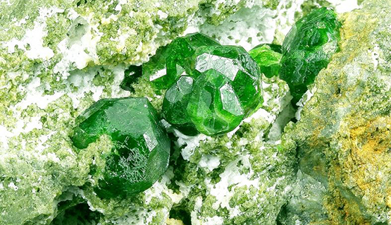 Wednesday Word: Demantoid