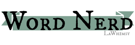 Word Nerd Header 2015 by LaWhimsy